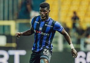 Atalantanın futbolçusu dünyasını dəyişdi