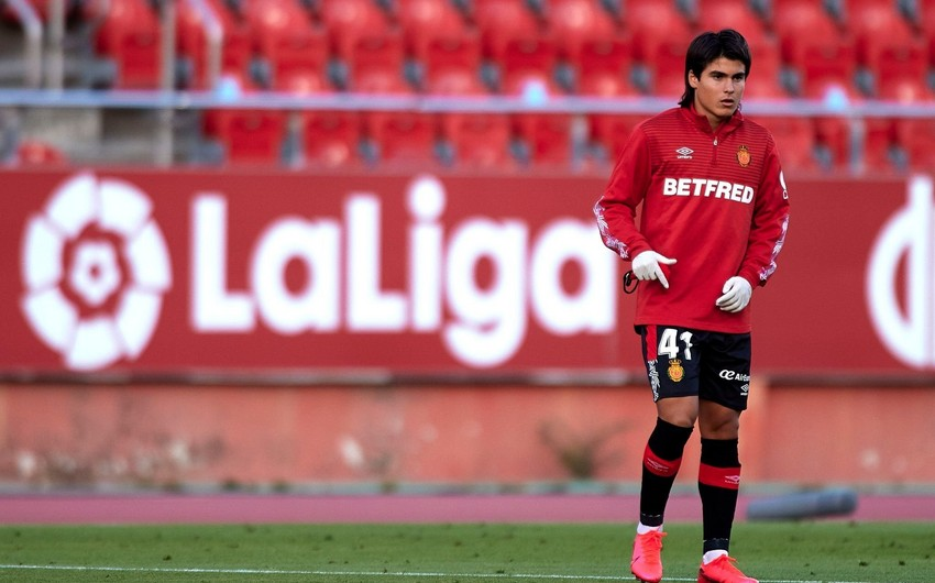 15 yaşlı futbolçu La Liqanın tarixinə düşdü