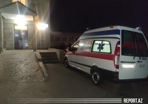 В Баку молодой человек пытался покончить с собой