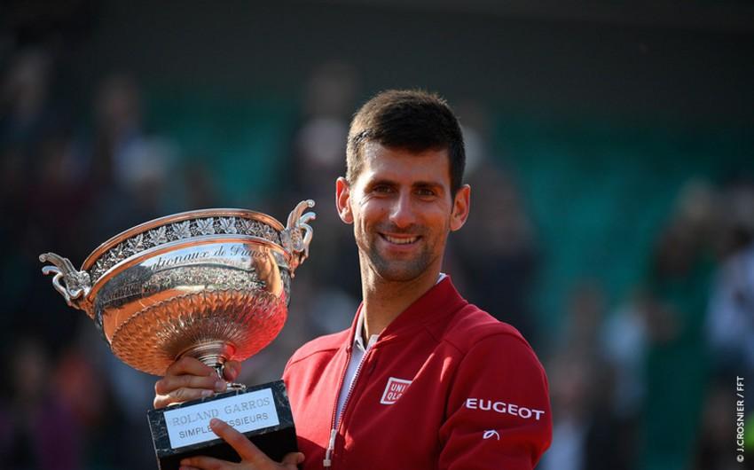 Roland Garros turnirinin qalibləri müəyyənləşib