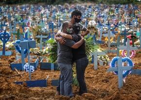 В Бразилии коронавирусом заразились почти 4 млн человек