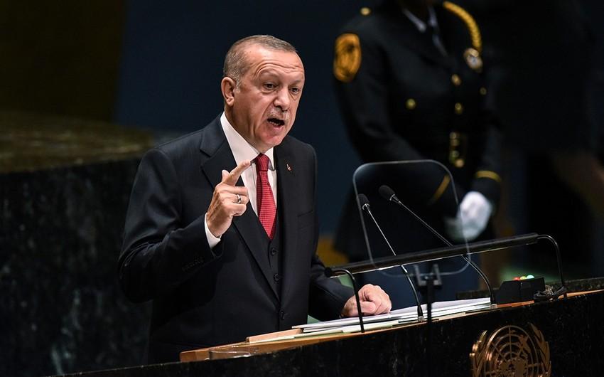 Ərdoğan Türkiyənin Suriya ilə bağlı yeni strategiyasını açıqladı