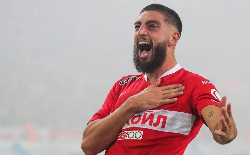 """""""Lion"""" """"Spartak""""ın futbolçusunu istəyir"""