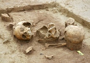 Oldest human burial in Africa found