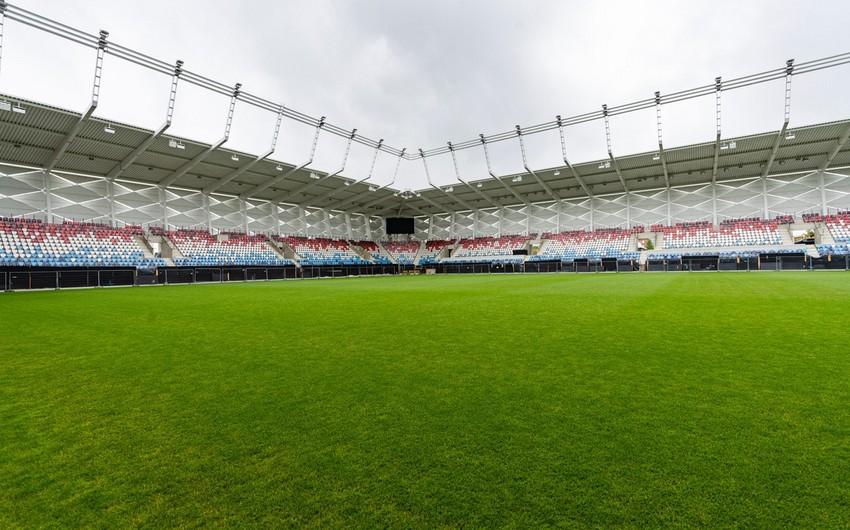 Lüksemburq - Azərbaycan oyunu yeni stadionda keçiriləcək