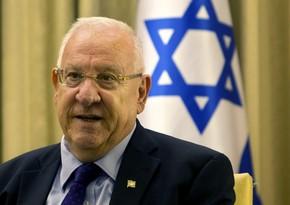 İsrail prezidenti baş nazir vəzifəsinə namizədin adını açıqlayacaq