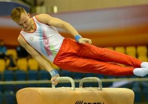 Azərbaycan gimnastı Avropa çempionatında çıxışını başa vurdu