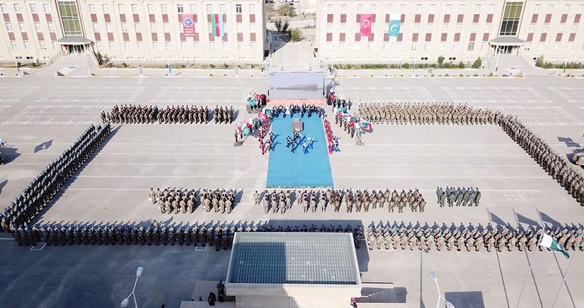 Завершились учения спецназа Азербайджана, Турции и Пакистана