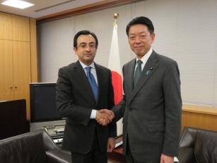 Азербайджан и Япония обсудили перспективы развития экономического сотрудничества