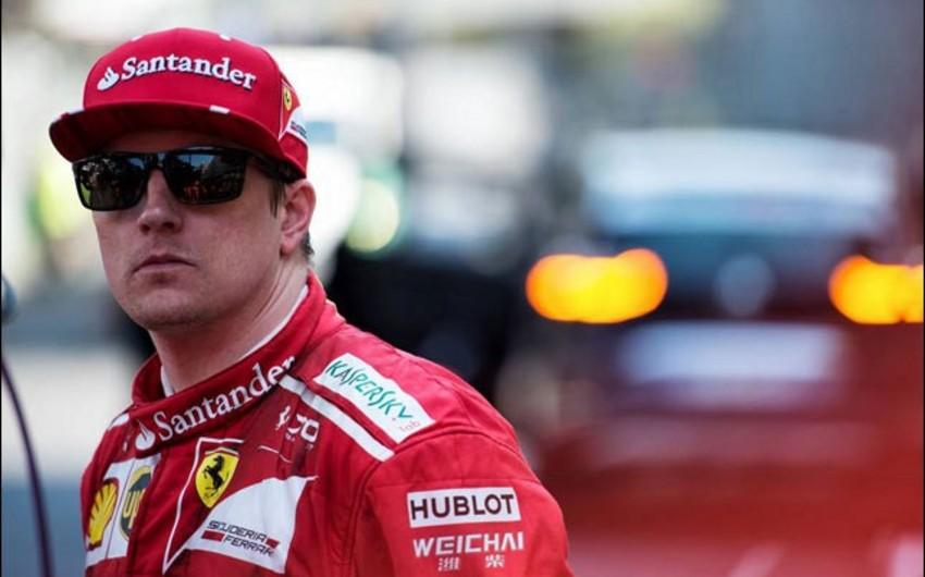 Formula 1-in çempionu İsveçrədə törətdiyi yol qəzasına görə cərimə edilib