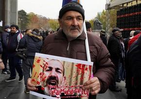 Сегодня армянская оппозиция проведет митинг у здания парламента