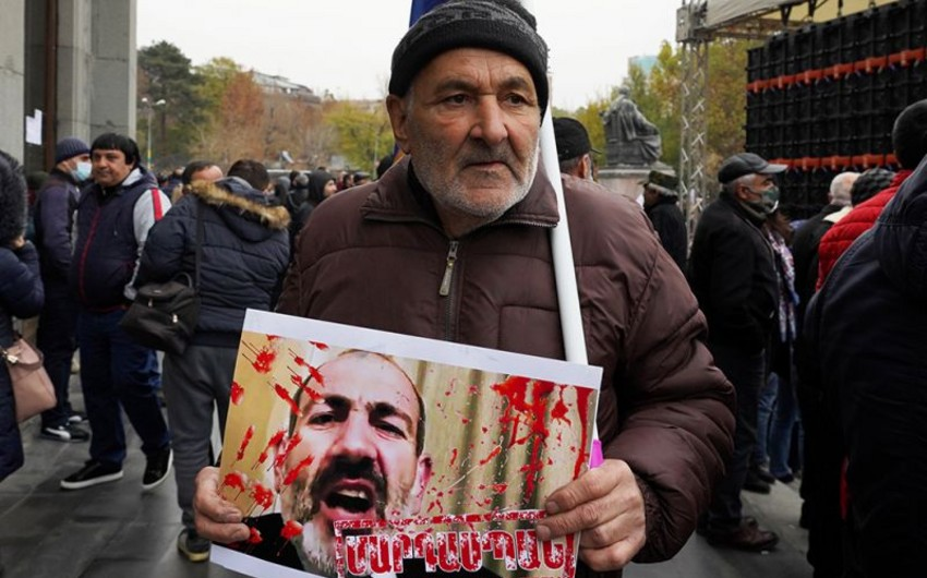 Bu gün Ermənistan müxalifəti parlamentin binası qarşısında aksiya keçirəcək