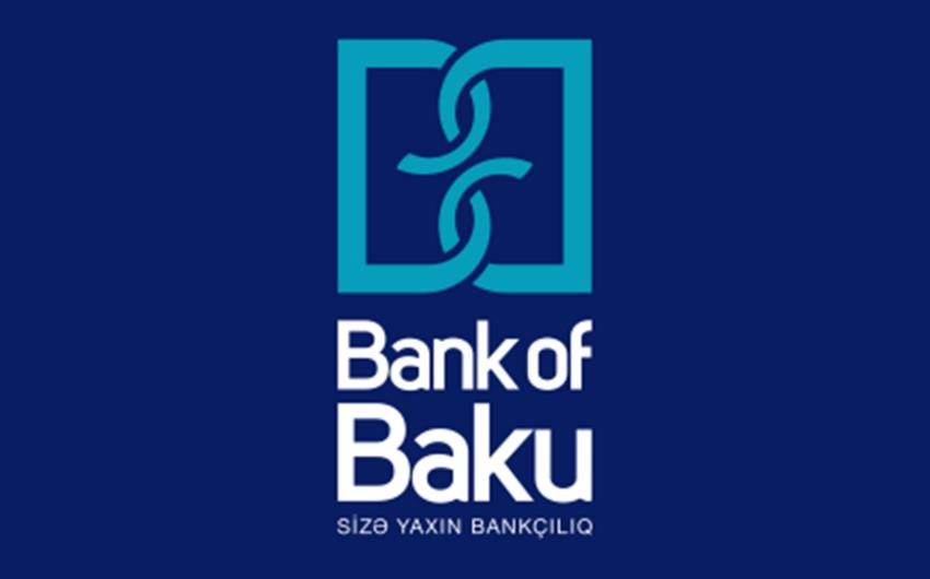 """""""Bank of Baku"""" istehlak kreditlərini müvəqqəti ucuzlaşdırıb"""