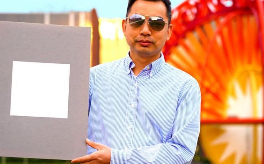 Самую белую в мире краску внесли в Книгу рекордов Гиннесса