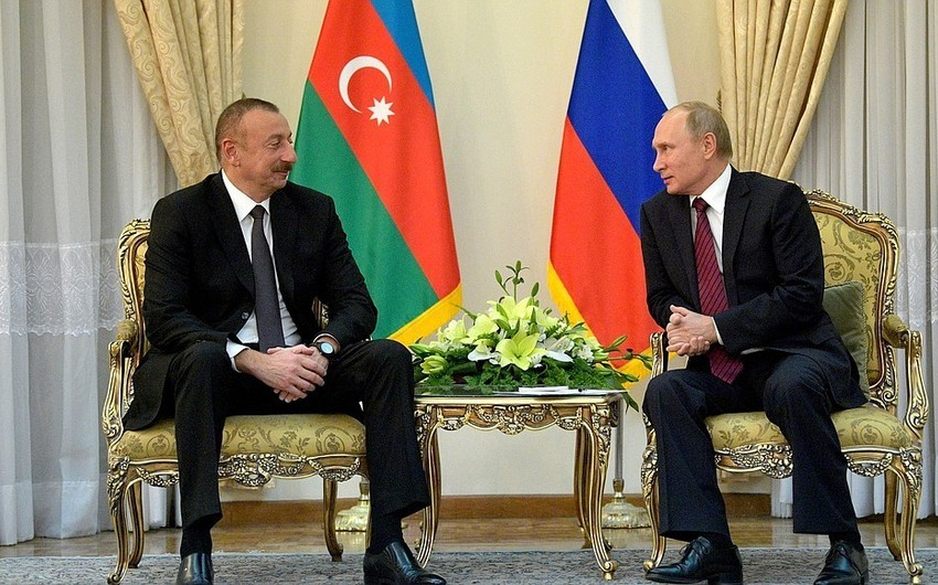 Dmitri Peskov: Azərbaycan və Rusiya prezidentləri Soçidə görüşəcəklər