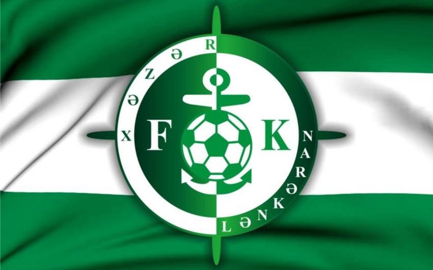 Khazar Lankaran leaves European Club Association