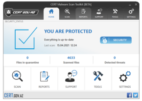 Azerbaijan introduces its first antivirus