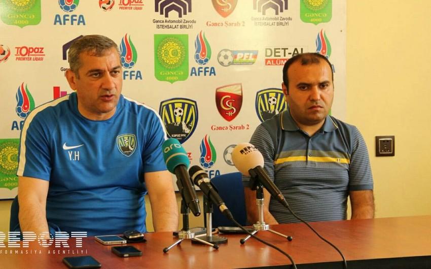 Yunis Hüseynov: Qalib gələn komanda biz olmalıydıq