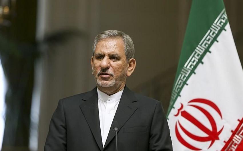 İranın birinci vitse-prezidenti koronavirusa yoluxdu