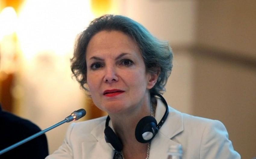 Aureliya Buşe: Fransanın dövlət katibi Bakıya şəhərlər arasında əməkdaşlıq qurmağa gəlir