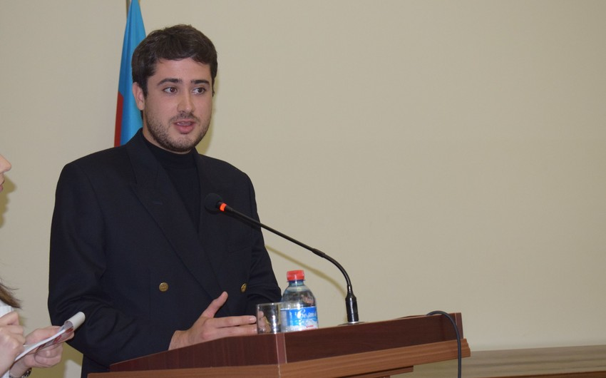 Правнук Тагиева из Франции: Я поеду в Карабах