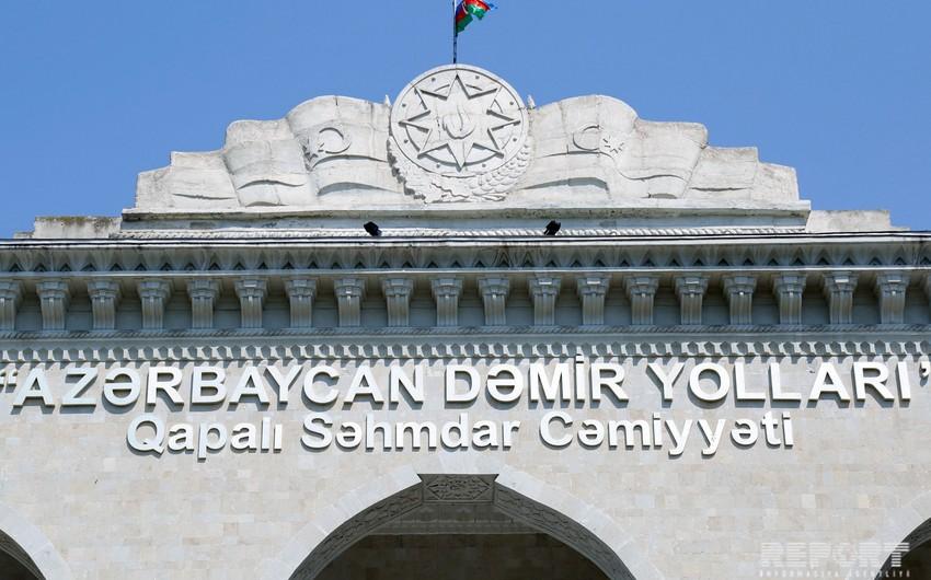 """""""Azərbaycan Dəmir Yolları""""nın bəzi xərcləri kəskin artıb"""
