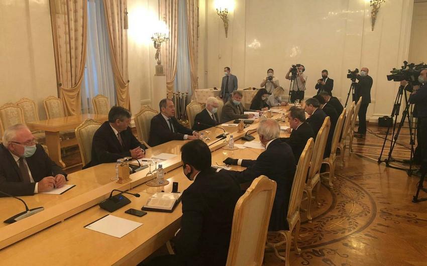 Sergey Lavrov: Rusiya Azərbaycanın strateji tərəfdaşıdır