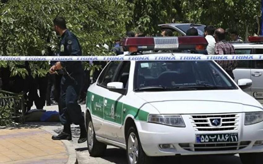 İranda ABŞ-ın Mərkəzi Kəşfiyyat İdarəsi ilə əlaqəsi olan 8 nəfər saxlanılıb