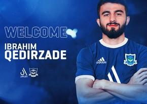 Gürcüstan klubu azərbaycanlı futbolçu ilə müqavilə imzaladı