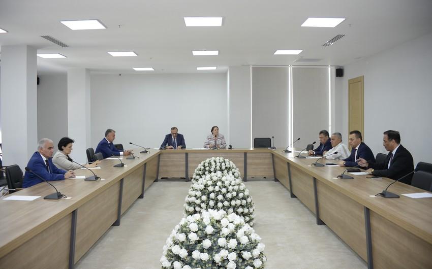 YAP Təftiş Komissiyasının reqlamenti qəbul olunub