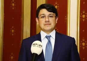 Fuad Muradov Türkiyədə diaspor üzvləri, müalicə edilən qazilərlə görüşəcək