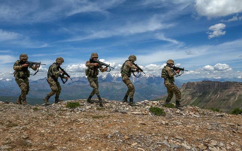 Türkiyə ordusu 87 terrorçunu məhv edib