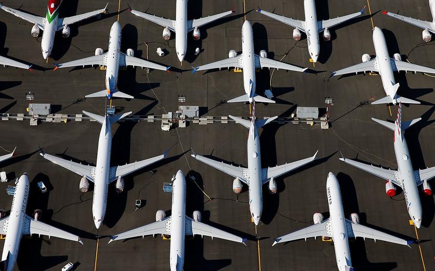Акции компании Boeing потеряли 4% из-за задержек с 737 MAX