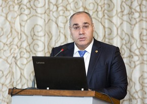 Azerbaijani official talks on another project with WTO