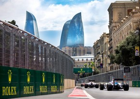 Date of Formula 1 race in Baku announced