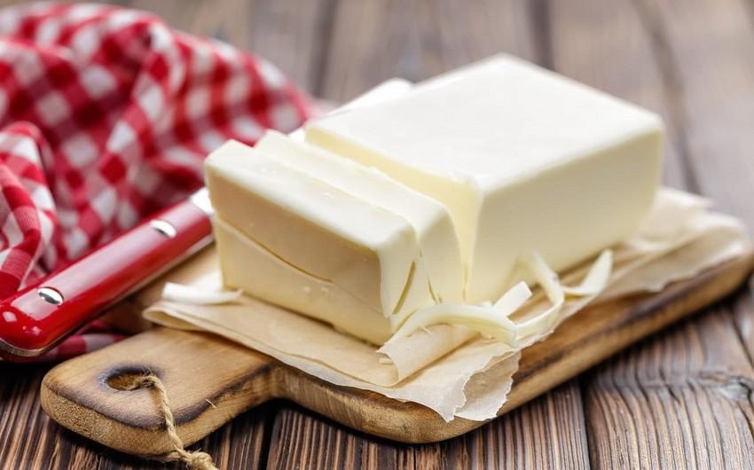 Азербайджан удвоил импорт сливочного масла