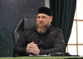 Ramzan Kadırov yenidən Çeçenistanın başçısı seçilib