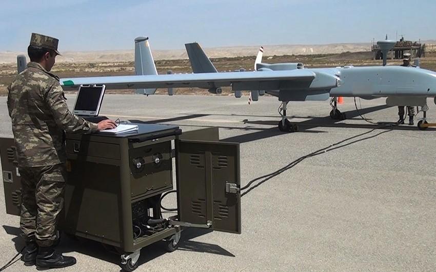 MN: Azərbaycan PUA-ları Ermənistan ərazisi üzərində uçuşlar həyata keçirmir