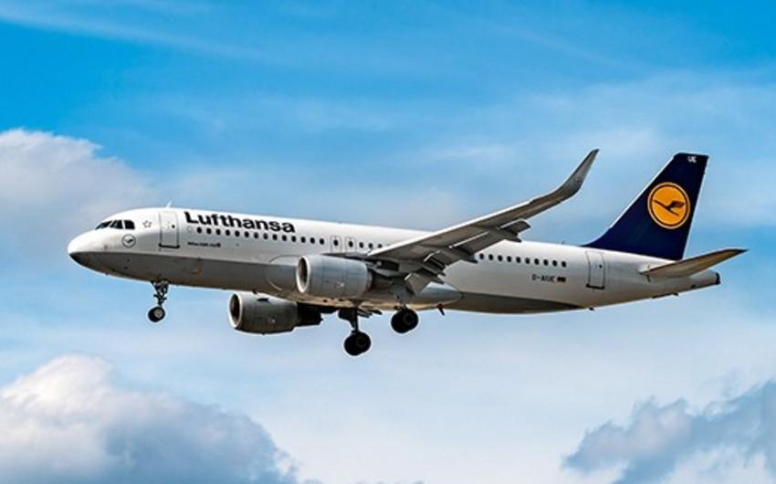 """""""Lufthansa"""" əməkdaşlarının 60%-dən çoxu üçün qısamüddətli iş icazəsi alacaq"""