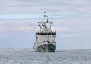 NATO warships enter Georgian territorial waters
