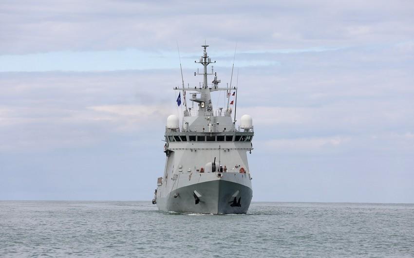 Корабли НАТО вошли в территориальные воды Грузии