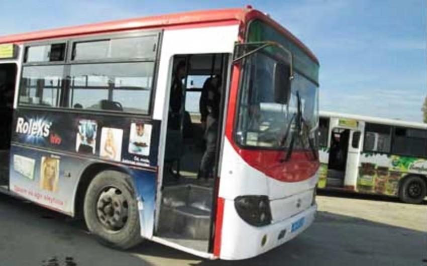 Sabahdan Bakıda bəzi avtobus marşrutları dəyişdirilir