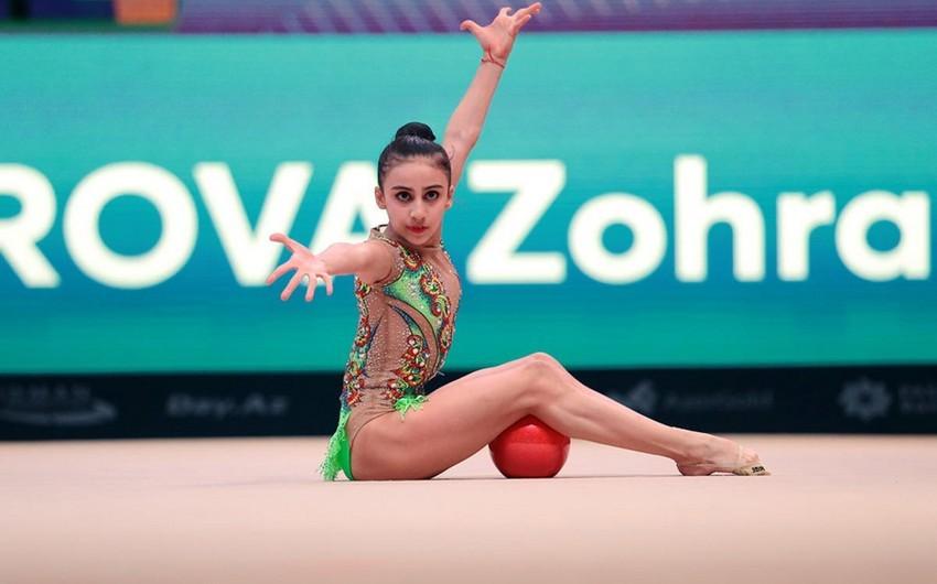 Avropa çempionatı: İki gimnastımız finala vəsiqə qazandı