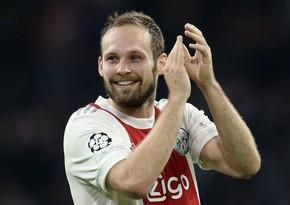 Блинд признан лучшим игроком недели в Лиге чемпионов