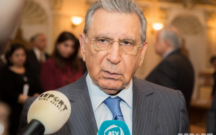 Ramiz Mehdiyev: Nazim İbrahimov vəzifəsinin öhdəsindən gələ bilməyib, dövlətin maliyyə yardımları öz ünvanına çatmayıb