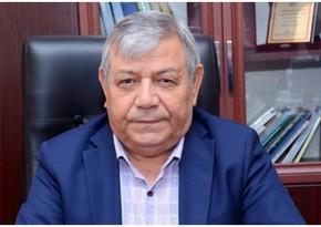 Скончался директор Института географии НАНА