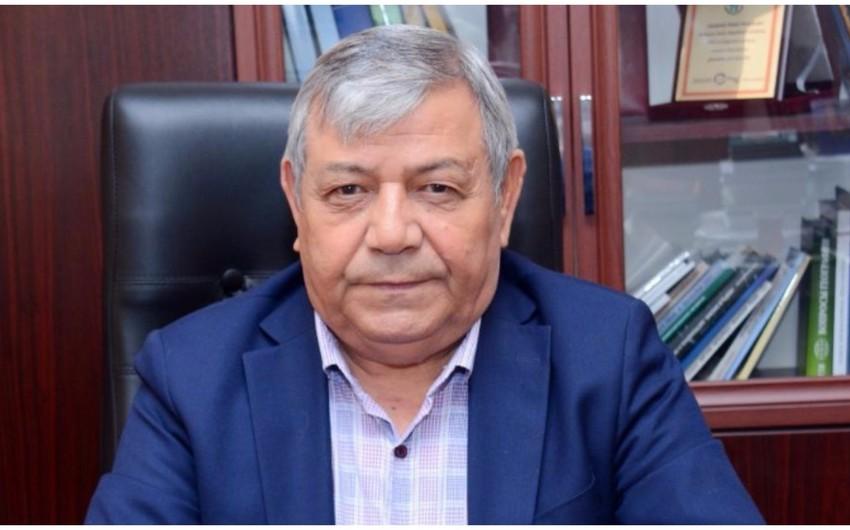 AMEA-nın Coğrafiya İnstitutunun direktoru vəfat edib