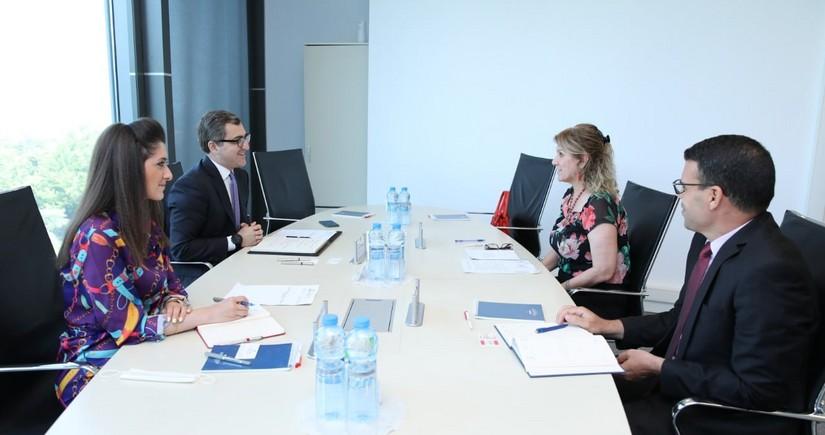 Azərbaycan Əlcəzairlə qarşılıqlı investisiyaların artırılmasını müzakirə edib