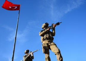 Türkiyə ordusu ötən ay 134 PKK terrorçusunu zərərsizləşdirib