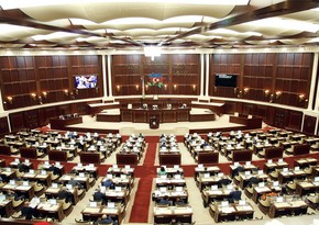 Milli Majlis convenes extraordinary session